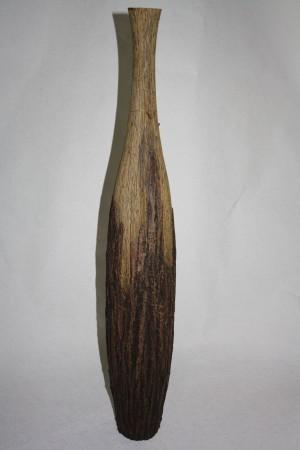 Напольные вазы из дерева